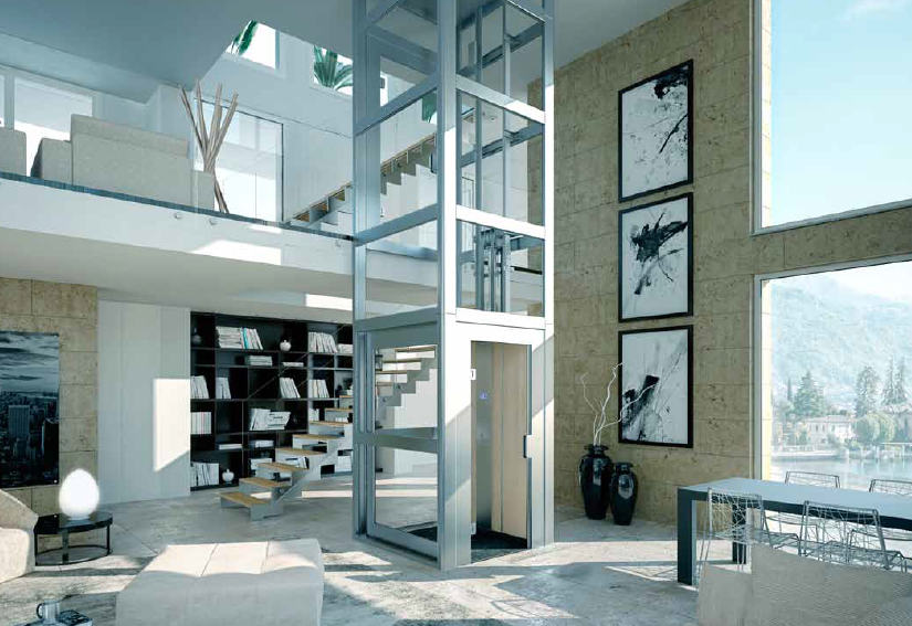 home elevator design. Home Traction Lift  Residential Elevator Singapore
