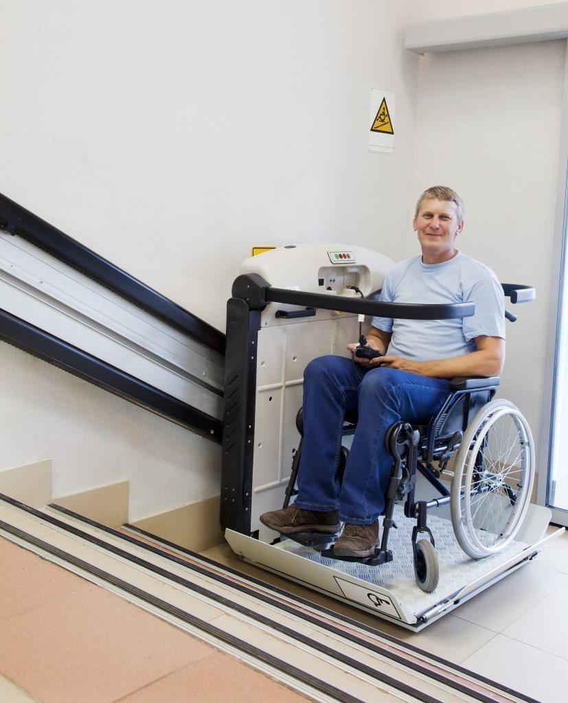 Platform Lifts Singapore Disabled Amp Wheelchair Lifts